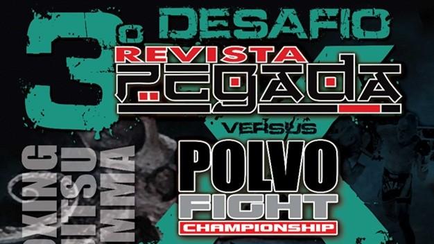 Pegada divulga card completo do Desafio Polvo FC