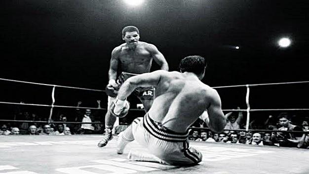 Em 12 Rounds - Histórias do Boxe no Brasil. Apoie essa publicação